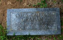 Cyrus Calhoun Graham