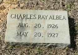 Charles Ray Albea