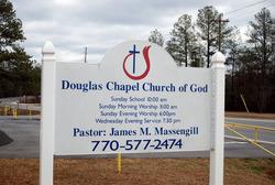 Douglas Chapel Church of God Cemetery