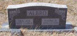 Ora Joe Albro