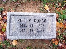 Ruie Virginia <I>Kipe</I> Gonso
