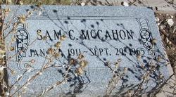 Samuel C McCahon