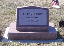 Betty Maurine <I>Weber</I> Abbott