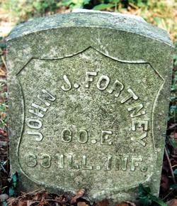 Pvt John J. Fortney