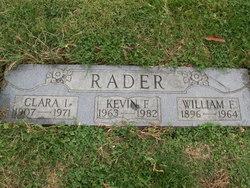 Clara Isabell <I>Dillion</I> Rader
