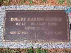 Robert Marion Arnold