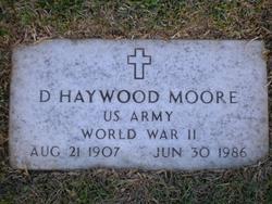 Darrow Haywood Moore