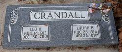 Lillian <I>Bird</I> Crandall