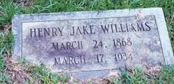 Henry Jake Williams
