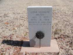 Leona Randolph Dalton