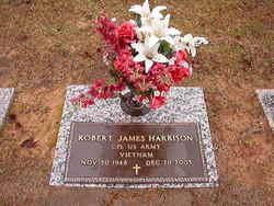 Robert James Harrison