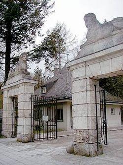 Waldfriedhof München