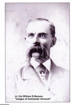 LTC William Day Munson