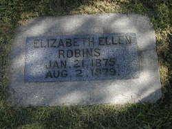 Elizabeth Ellen Robins