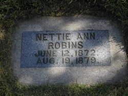 Nettie Ann Robins