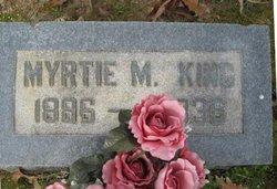 Myrtie Maria <I>Bond</I> King