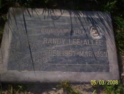Randy Lee Allee