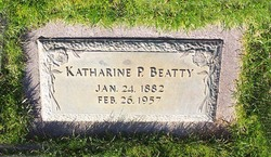 Katharine Davies <I>Pratt</I> Beatty