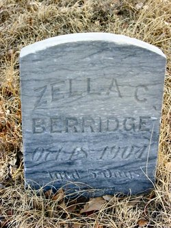 Zella C Berridge
