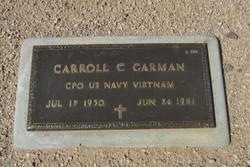 Carroll C Garman