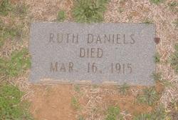 Ruth Daniels