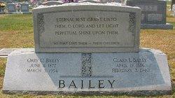 Orry Ubertha Bailey