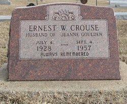 Ernest Wayne Crouse