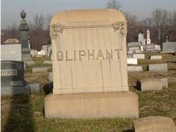"Sgt Jerome Norris ""Norris"" Oliphant"