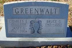 Elsie Janet Updike Greenwalt 1922 2004 Find A Grave