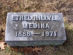 Ethel Forde <I>Hillyer</I> Medina