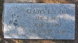 Gladys L. Bacon