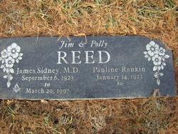 Dr James Sidney Reed