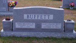 """James Delaney """"J D"""" Buffett, Jr"""
