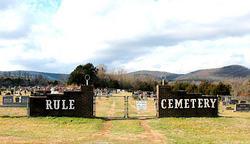 Rule Cemetery