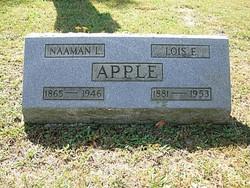 Lois Elva <I>Burroughs</I> Apple