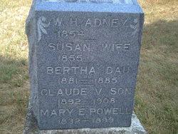Bertha Iona Adney