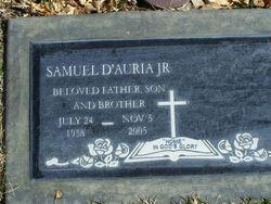Samuel D'Auria Jr.