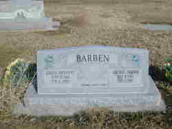 Eddys Eliza <I>Bennett</I> Barben