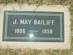 J May Bailiff