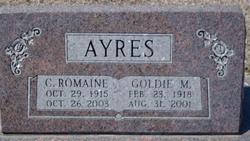 C. Romaine Ayres