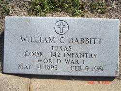 William Carlos Babbitt