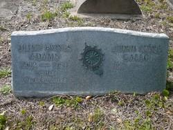 Lillian <I>Bivings</I> Adams