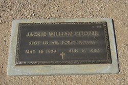 Jackie William Cooper