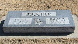 Belle Elizabeth <I>Knupp</I> Boucher