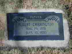 Albert Carrington