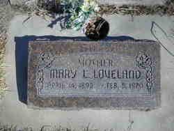 Mary Louisa <I>Meacham</I> Loveland