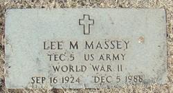 Lee Morris Massey