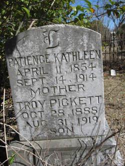 Patience Kathleen <I>Pickett</I> Lumpkin