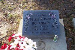 Nellie N. <I>Dana</I> Bohannon