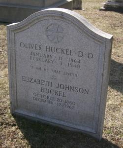 Oliver Huckel
